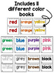 Color Emergent Reader Book Set