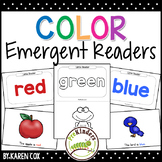Color Emergent Readers