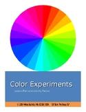 Color Experiments (editable)