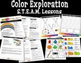 Color Exploration S.T.E.A.M. Lessons