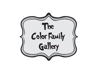 Seuss Color Family Gallery