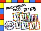 Color Family Posters Bundle