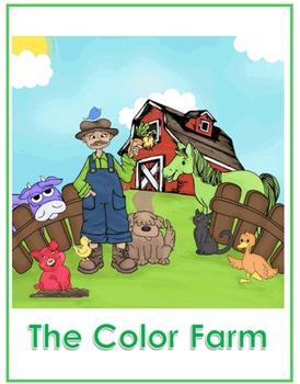 Color Farm (Common Core Karaoke)
