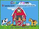 Color Farm Class Book *Freebie*