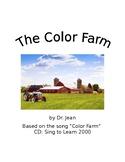 Color Farm Song Book