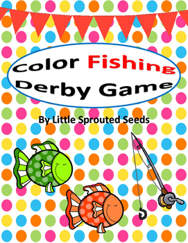 Color Fishing Derby Game
