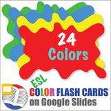 Color Flashcards Digital