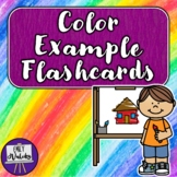 Color Flashcards Pack
