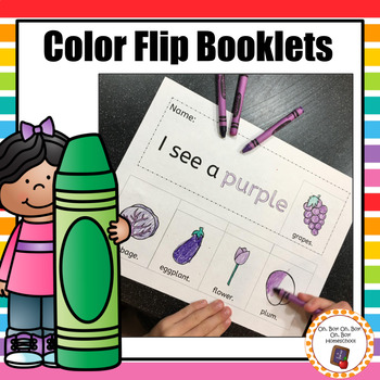 Color Flip Books