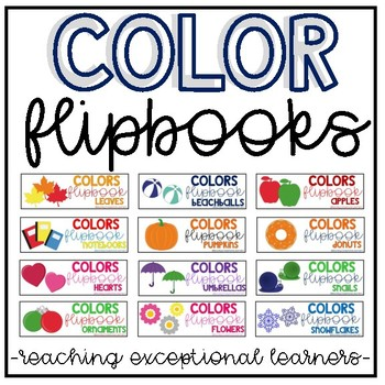 Color Flipbooks Through the Year