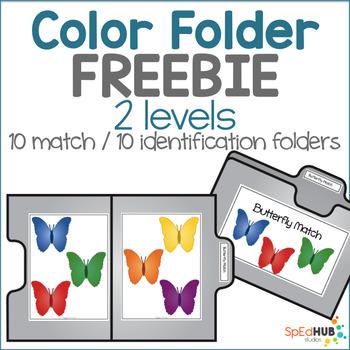 Color Folder FREEBIE