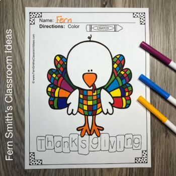 Halloween Coloring Pages and Thanksgiving, Hanukkah, & Christmas 203 Page Bundle