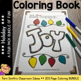 Halloween Coloring Pages and Thanksgiving, Hanukkah, & Chr