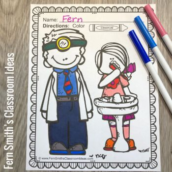 February Coloring Pages - A Four Pack Coloring Book Bundle with 87 Pages