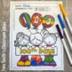Coloring Pages for February A Four Pack Color for Fun Bundle