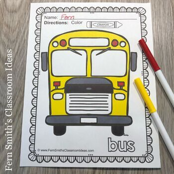 Fall Coloring Pages Big DISCOUNTED Bundle!