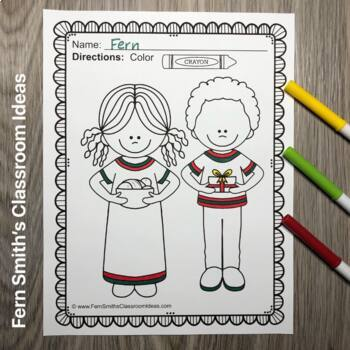 Kwanzaa Coloring Pages Dollar Deal
