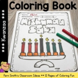 Kwanzaa Coloring Pages Dollar Deal - 12 Pages of Kwanzaa C