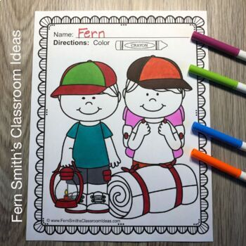 Winter Spring and Summer Coloring Pages Big DISCOUNTED Bundle!