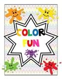 Color Fun (English and Spanish)