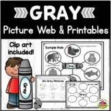Color Gray Picture Web Activity