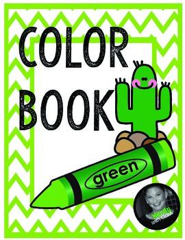 Color Green Book