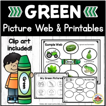 Color Green Picture Web