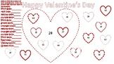 Color-Valentine Mutiplication-Bilingual