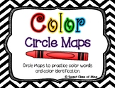 Color Identification - Circle Maps