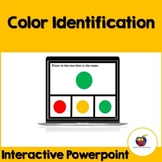 Color Identification (Interactive Powerpoint) Distance Learning