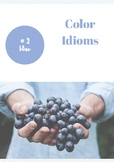 Color Idioms: Blue