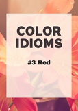 Color Idioms: Red