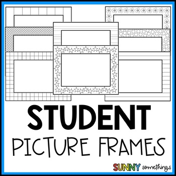 photograph about Printable Picture Frames 4x6 referred to as Coloration Within just Consider Frames for Mum or dad/Pupil Items
