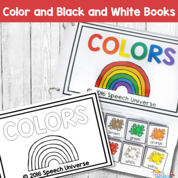 Color Interactive Books