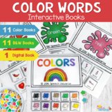 Color Interactive Books