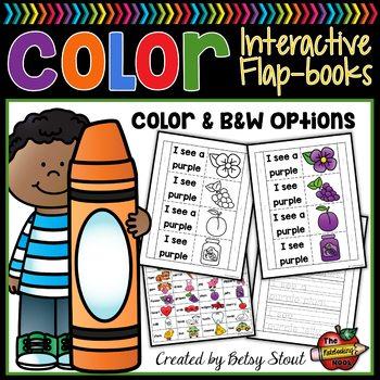 Color Interactive Flap-Books