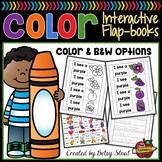 Color Interactive Flap-Books
