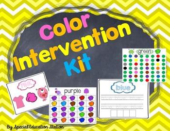 Color Intervention Kit