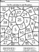 Color It! Color By Number Prime and Composite Numbers Common Multiples