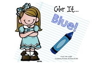 Color It... Blue!