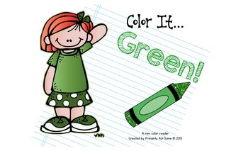 Color It... Green!