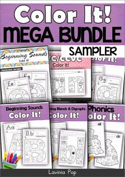 Color It MEGA BUNDLE Sampler