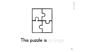 Color It... Orange!