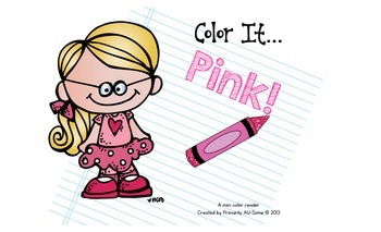 Color It... Pink!