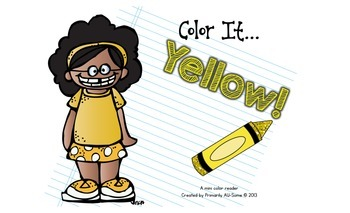 Color It... Yellow!
