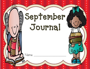 Color Journal Covers (September-January)