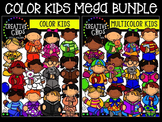 Color KIDS Mega Bundle {Creative Clips Digital Clipart}