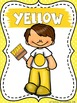 Color Kids: Posters & Flash Cards