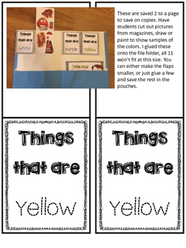 Color Kids - a reading, writing, recognizing adventure.