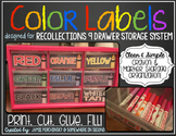 Color Labels for Crayon-and-Marker Toolbox
